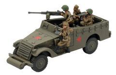 Razvedki Crews (late) - Armoured Car