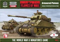 BBX08: Sherman Armoured Platoon