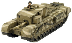 Churchill 3 Gun Carrier,Three Vehicles - Platoon Box Sets