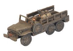 Dodge 1-ton truck (x2) - Vehicle, Truck