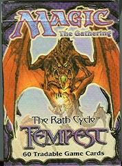 Tempest Tournament Starter Deck