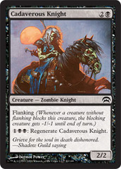 Cadaverous Knight on Channel Fireball