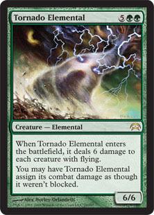 Tornado Elemental