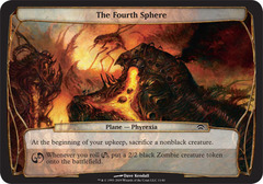 The Fourth Sphere on Channel Fireball
