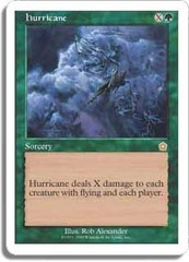 Hurricane on Channel Fireball