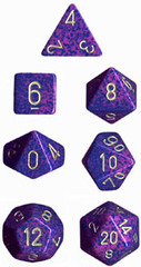 Lathyrus Speckled 7 Dice Set - CHX25327