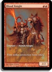 Blood Knight (Extended Art) on Channel Fireball
