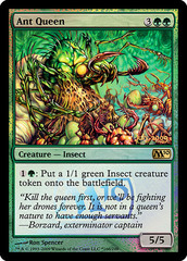 Ant Queen - Foil - Launch Promo on Channel Fireball