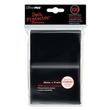 Ultra Pro Deck Protector Black (100 ct)