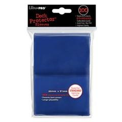 Ultra Pro Standard Deck Protector Sleeves Blue 100ct