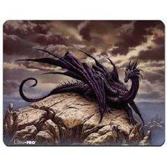Ciruelo Black Dragon Playmat