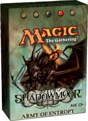 Shadowmoor Army of Entropy Precon Theme Deck