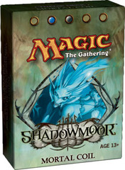 Shadowmoor Mortal Coil Precon Theme Deck