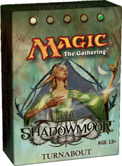Shadowmoor Turnabout Precon Theme Deck