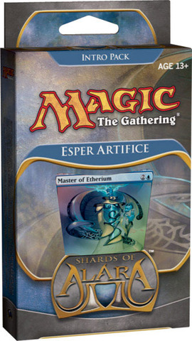 MTG Shards of Alara Intro Pack: Esper Artifice