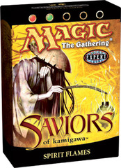 MTG Saviors of Kamigawa Theme Deck: