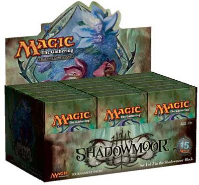Shadowmoor Tournament Starter Deck Box