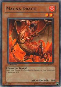 Magna Drago - 5DS1-EN013 - Common - 1st Edition