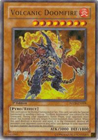 Volcanic Doomfire - CT04-EN004 - Secret Rare - Limited Edition