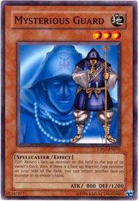 Mysterious Guard - CP01-EN013 - Common - Promo Edition