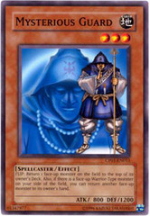 Mysterious Guard - CP01-EN013 - Common - Limited Edition