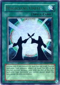 Magicians Unite - CP03-EN001 - Ultra Rare - Unlimited Edition