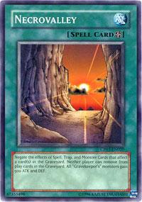 Necrovalley - CP03-EN020 - Common - Unlimited Edition