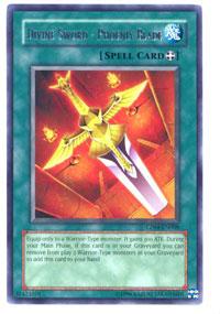 Divine Sword - Phoenix Blade - CP04-EN008 - Rare - Unlimited Edition