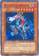 Blowback Dragon - CP05-EN007 - Rare - Promo Edition