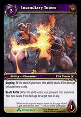 Incendiary Totem