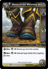 Boots of the Whirling Mist