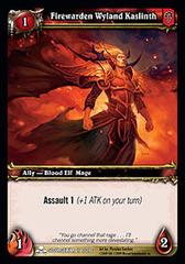 Firewarden Wyland Kaslinth