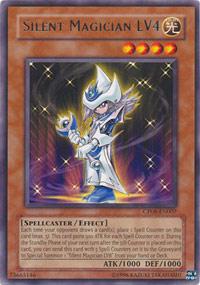 Silent Magician LV4 - CP08-EN007 - Rare - Unlimited Edition