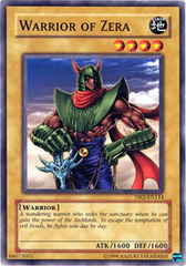 Warrior of Zera - DR2-EN114 - Common - Unlimited Edition