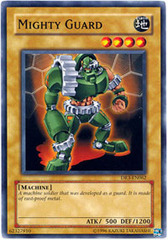 Mighty Guard - DR3-EN062 - Common - Unlimited Edition