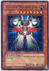 Perfect Machine King - DR3-EN072 - Ultra Rare - Unlimited Edition