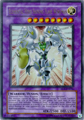 Elemental Hero Shining Flare Wingman - DR04-EN096 - Ultra Rare - Unlimited Edition