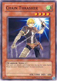 Chain Thrasher - DR04-EN135 - Common - Unlimited Edition