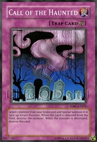 Call of the Haunted - HL06-EN005 - Parallel Rare - Limited Edition