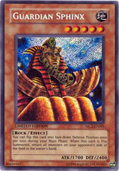 Guardian Sphinx - MC2-EN001 - Secret Rare - Limited Edition