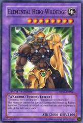 Elemental Hero Wildedge - MF02-EN002 - Parallel Rare - Limited Edition