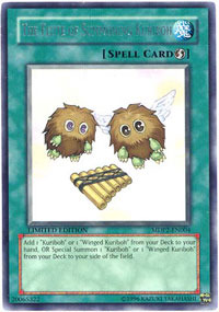 The Flute of Summoning Kuriboh - MDP2-EN004 - Rare - Limited Edition