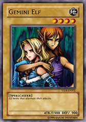 Gemini Elf - YSDJ-EN002 - Common - 1st Edition on Channel Fireball