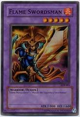 Flame Swordsman - SDJ-024 - Common - 1st Edition