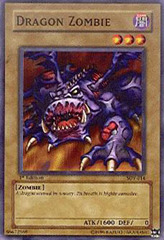 Dragon Zombie - SDY-014 - Common - 1st Edition