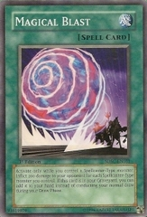 Magical Blast - SDSC-EN031 - Common - 1st Edition
