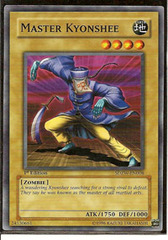 Master Kyonshee - SDZW-EN008 - Common - 1st Edition