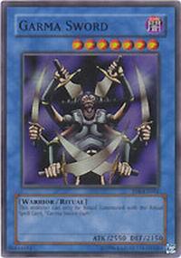 Garma Sword - TP8-EN005 - Super Rare - Unlimited Edition