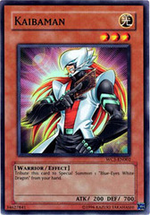 Kaibaman - WC5-EN002 - Super Rare - Limited Edition