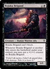 Bojuka Brigand on Channel Fireball